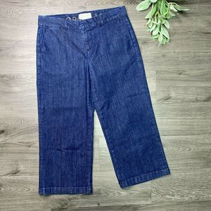 KATE SPADE BROOME STREET   sz 27 cropped jeans